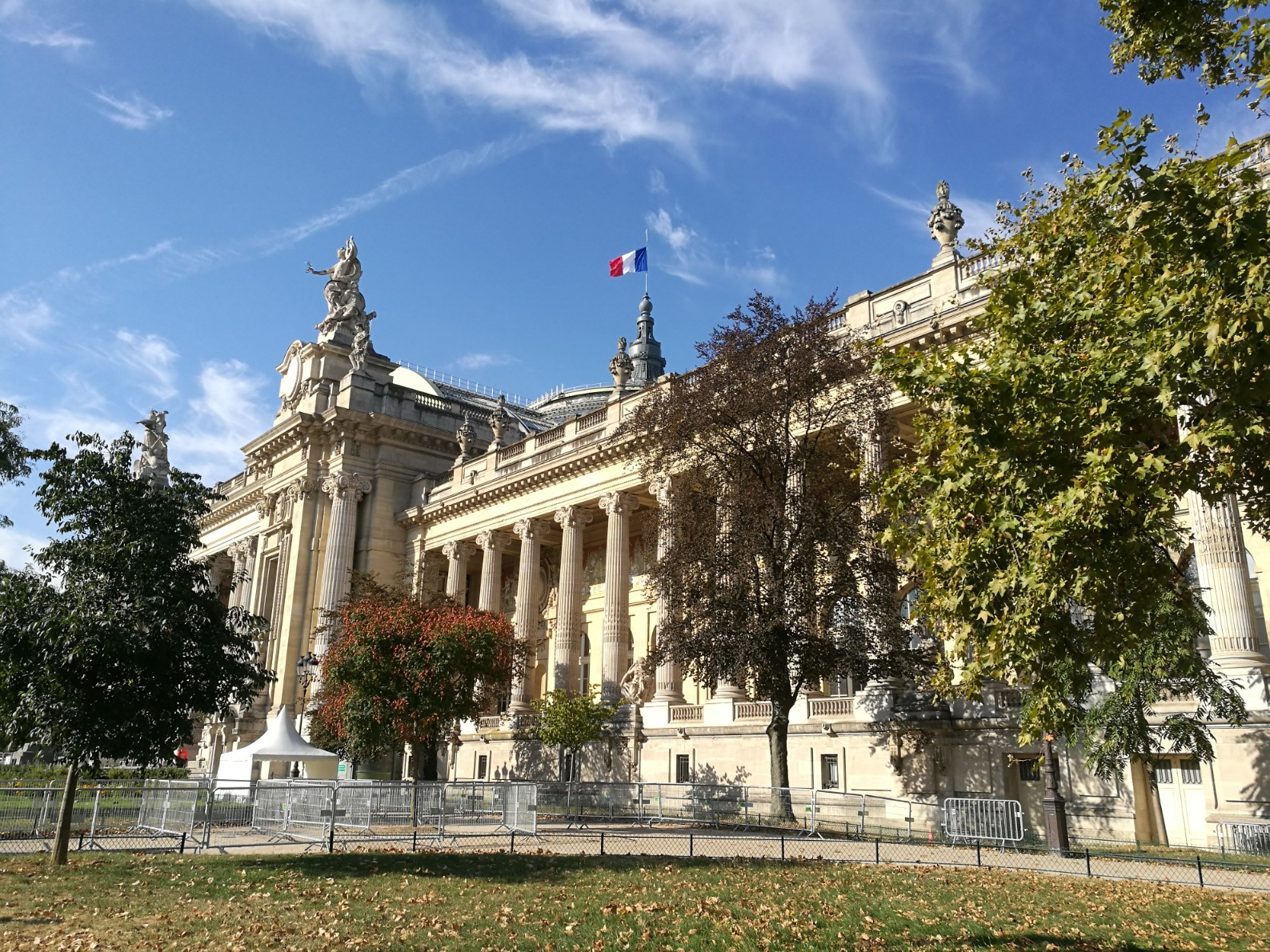 Un des bâtiments Parisien ouverts pendant les journée du patrimoine