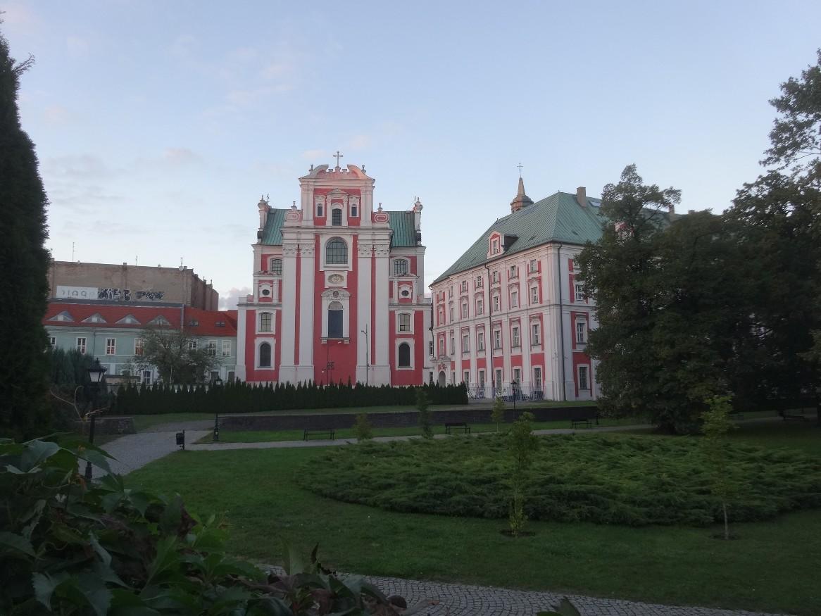 Balade dans Poznan