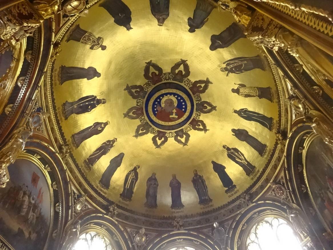 L'intérieur de la Cathédrale de Poznan