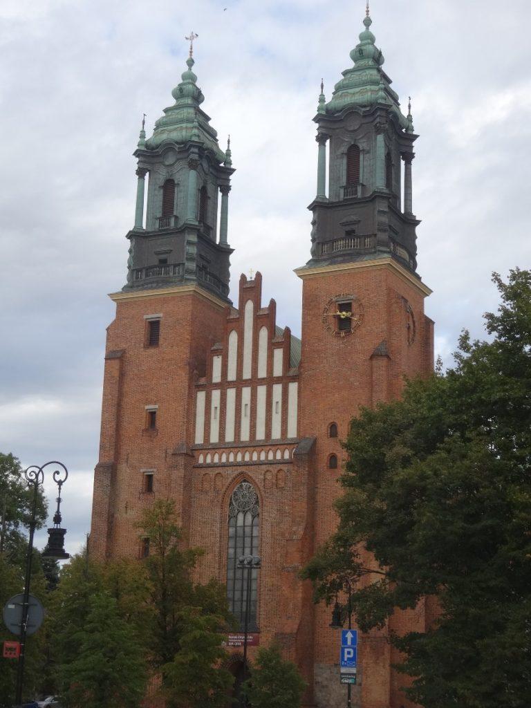 La Cathédrale de Poznan