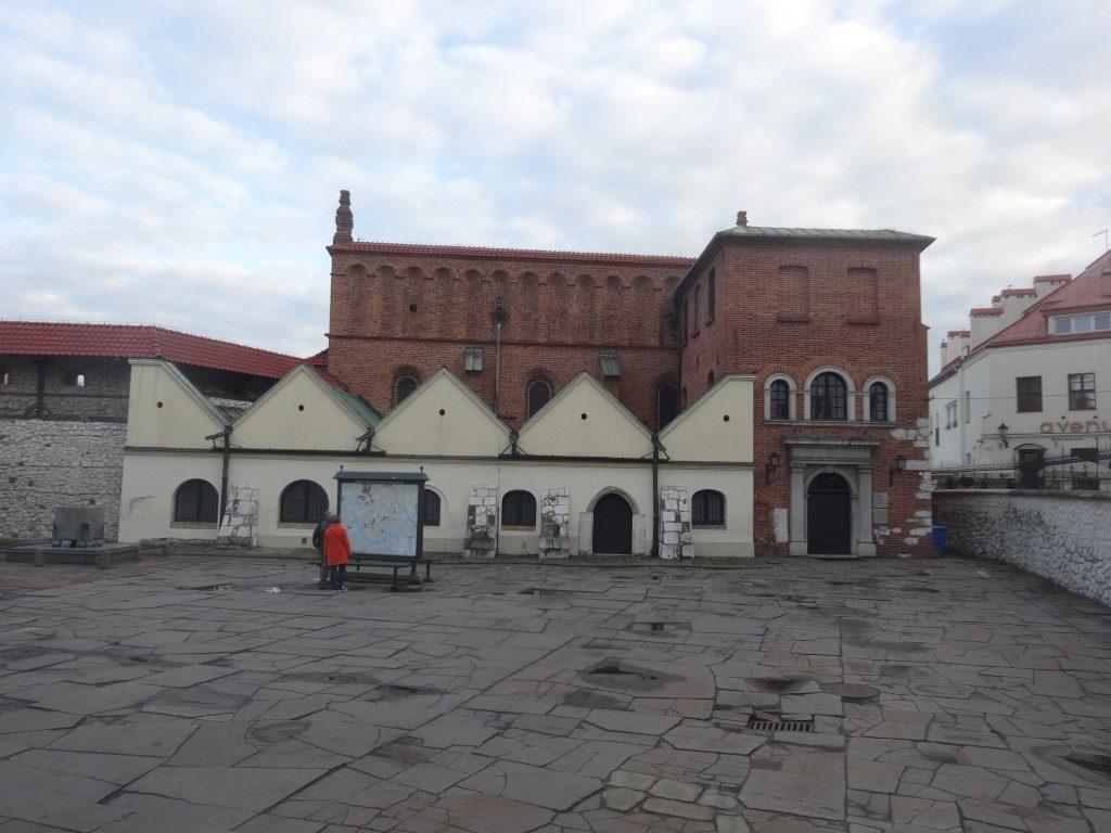 La plus ancienne Synagogue de Cracovie