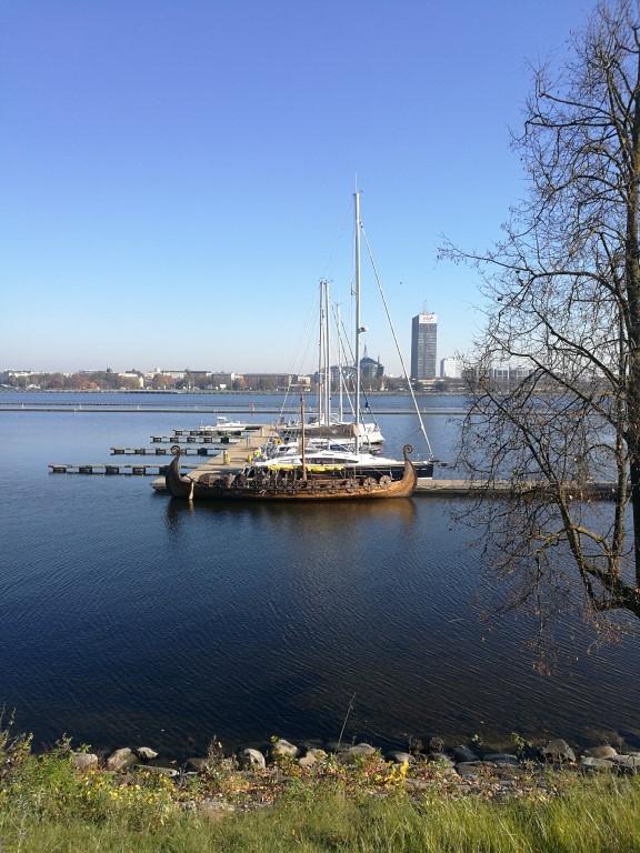 Le port de plaisance de l'ancien quartier des pêcheurs