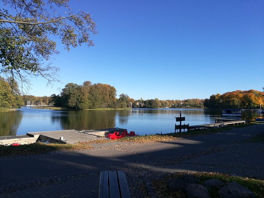 Le lac de Trakai