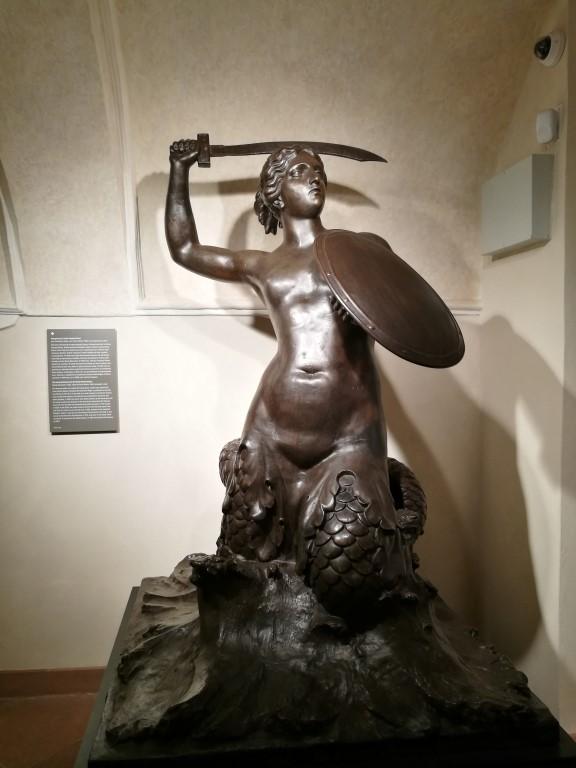 La Sirène, symbole de Varsovie