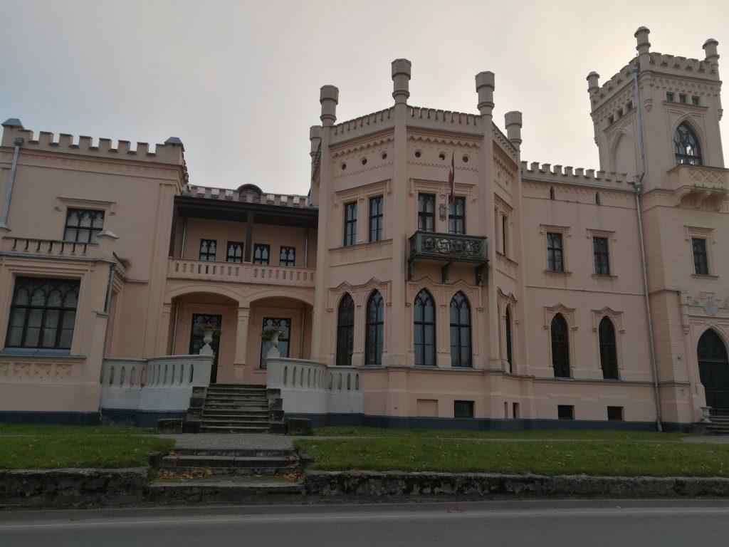 Le Chateau d'Aluksne