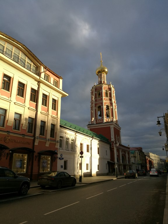 Le Monastère Petrovskiy, un des plus grands monastères de la ville