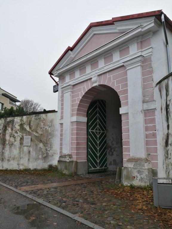 Une des anciennes portes de la ville