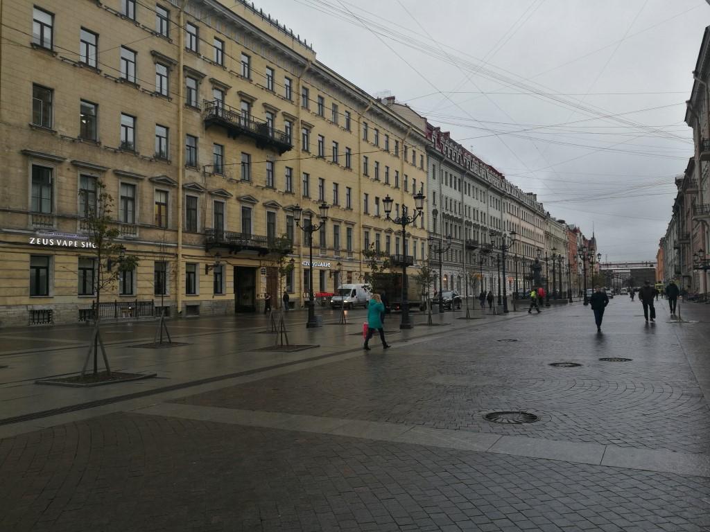 Les rues de Saint-Petersbourg, entre architecture baroque et classicisme soviétique