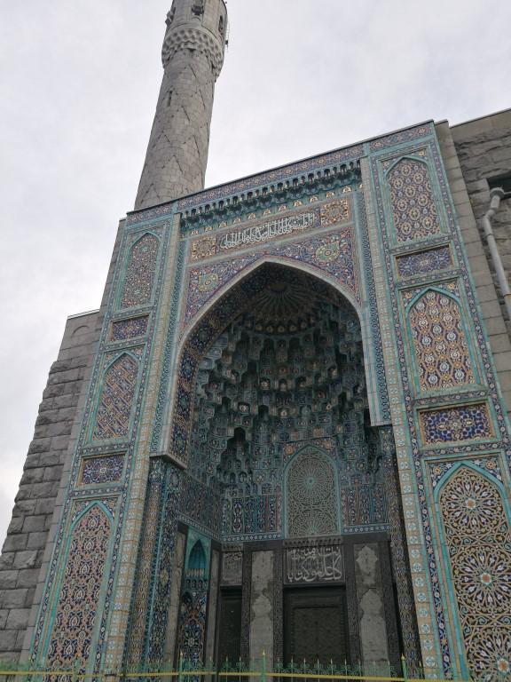 La mosquée de Saint-Petersbourg
