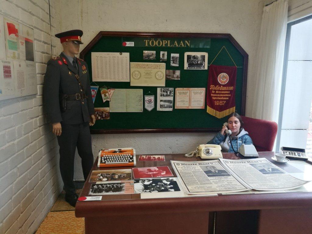 On joue les espions au musée du KGB