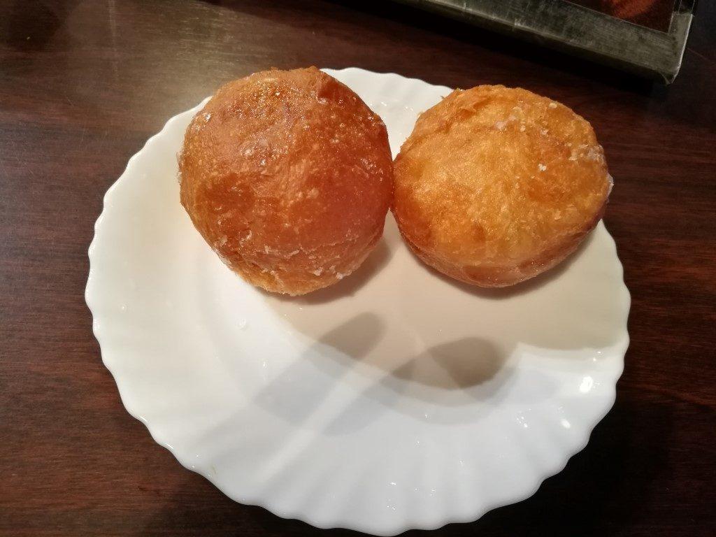 Les beignets soviétiques en Lituanie