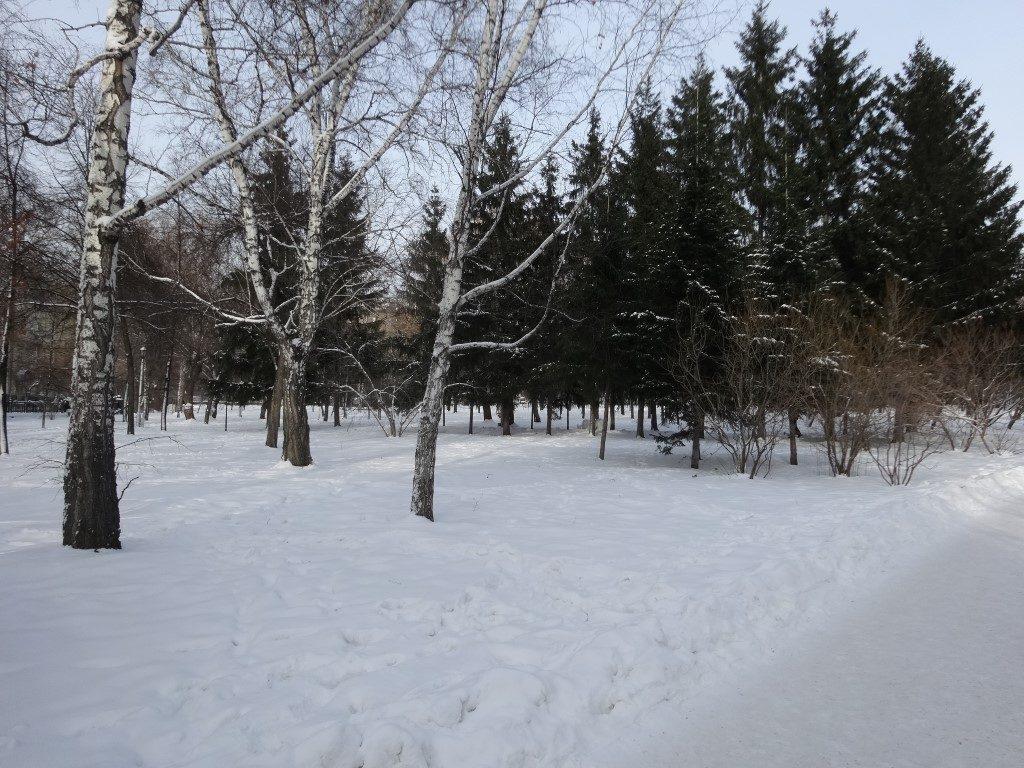 Une Balade à Novosibirsk, 1ère ville de Sibérie sur ma route