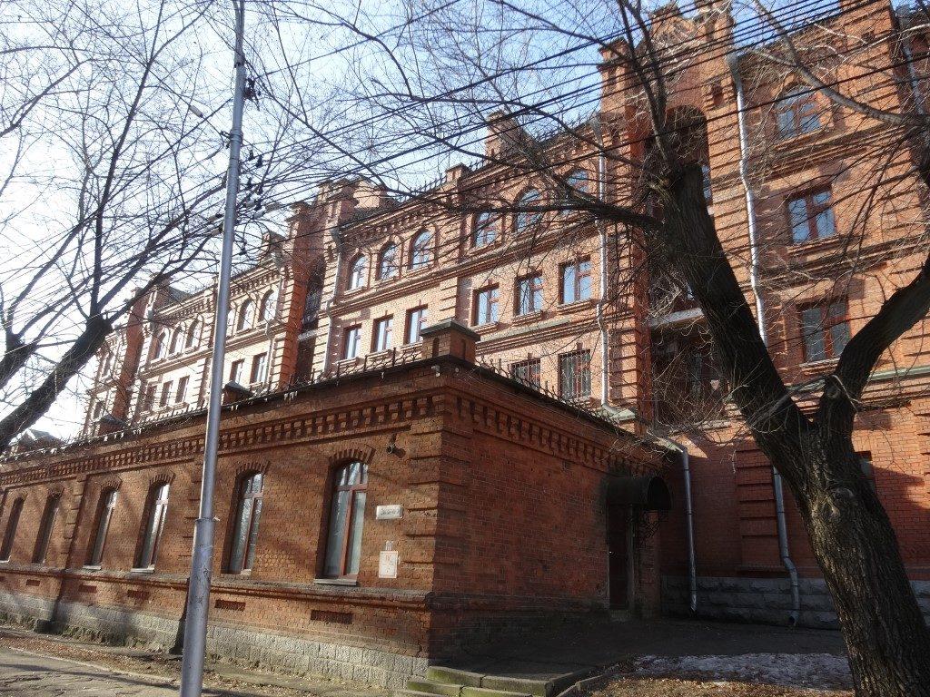 Balade dans la ville à Khabarovsk