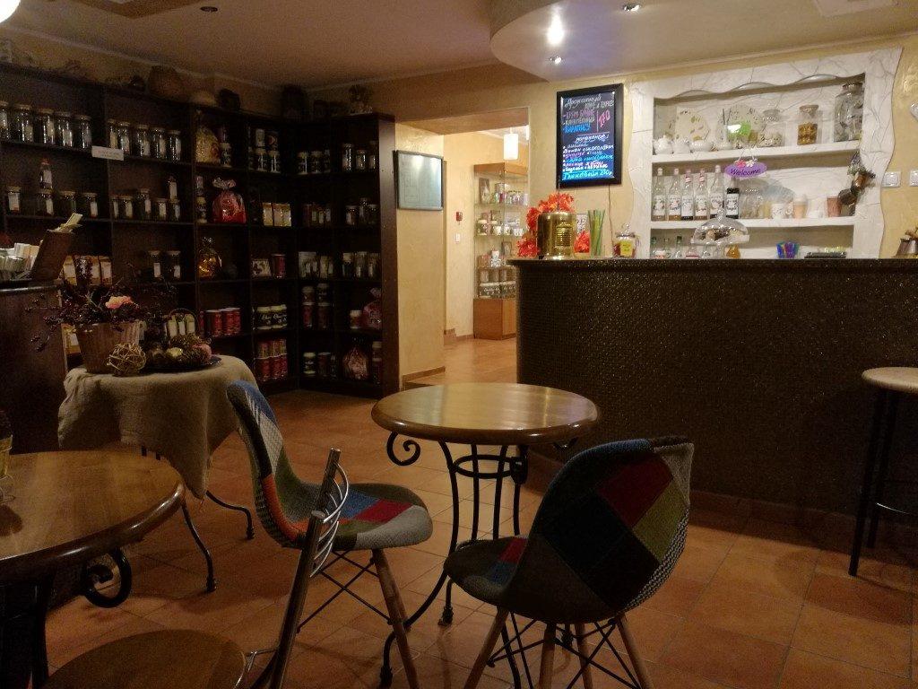 Le café de Vanino, ambiance chaleureuse