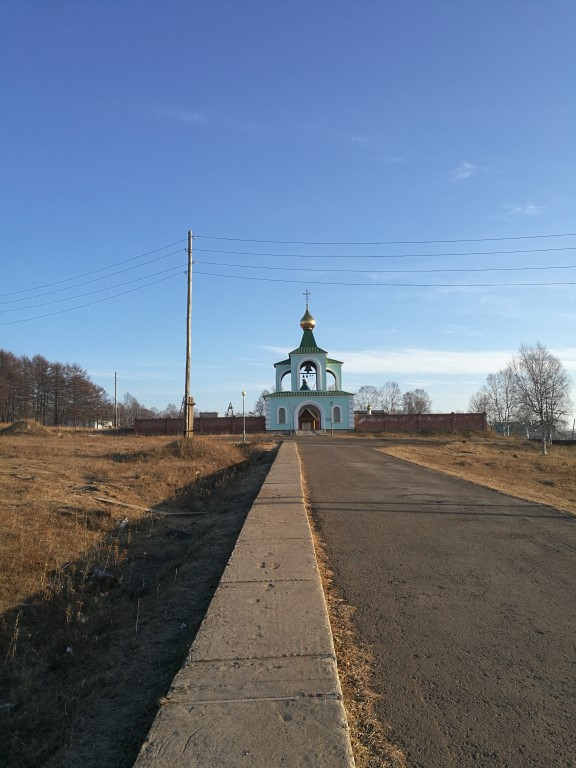 L'église de Vanino