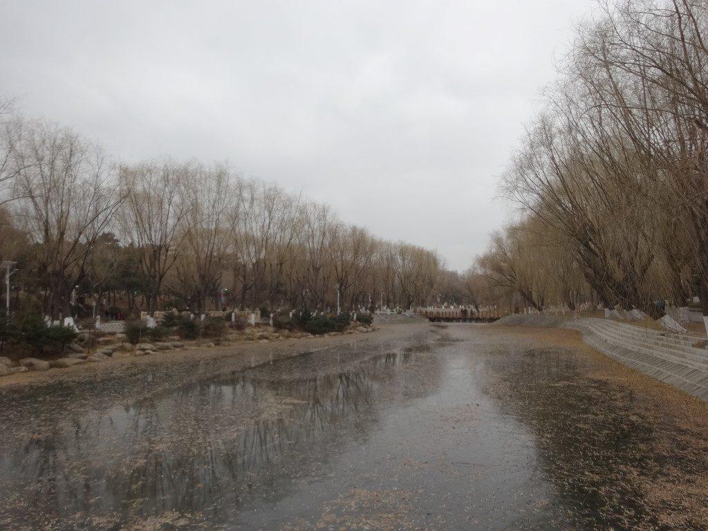 Le parc de Changchun