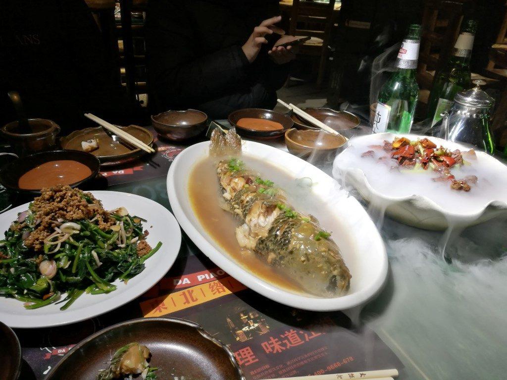 Les bons plats de la cuisine traditionnelle du nord de la Chine
