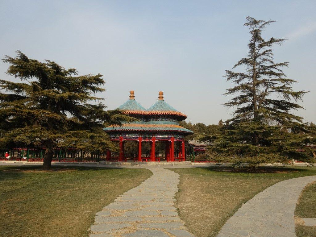Exploration du temple du Paradis