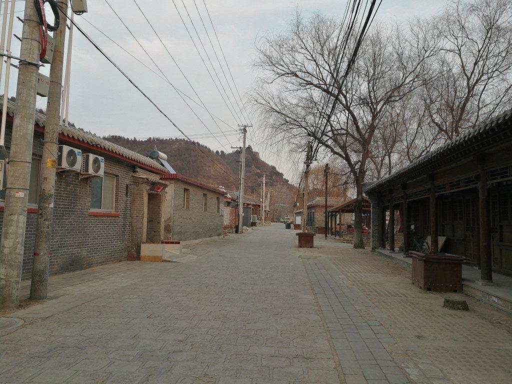 Le village de Gubeiku