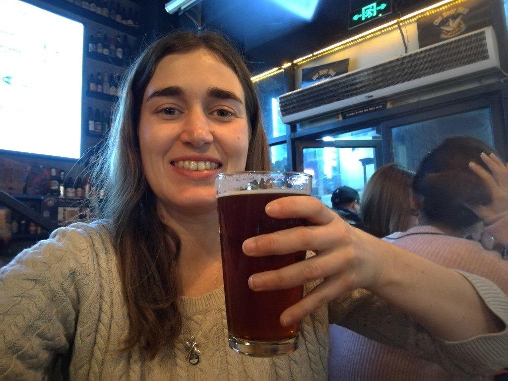La bière du nouvel an