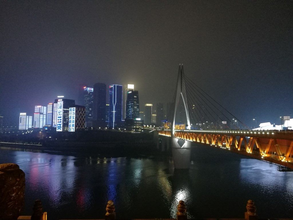 La rivière Jialing