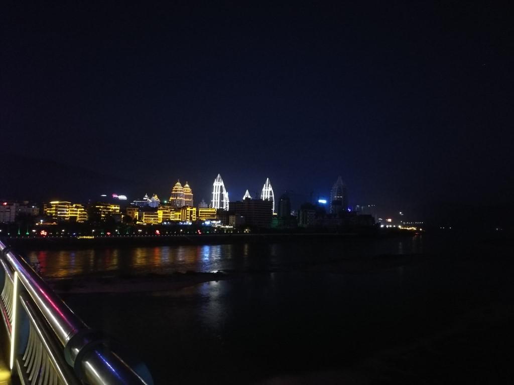 Arrivée à Xisuangbanna
