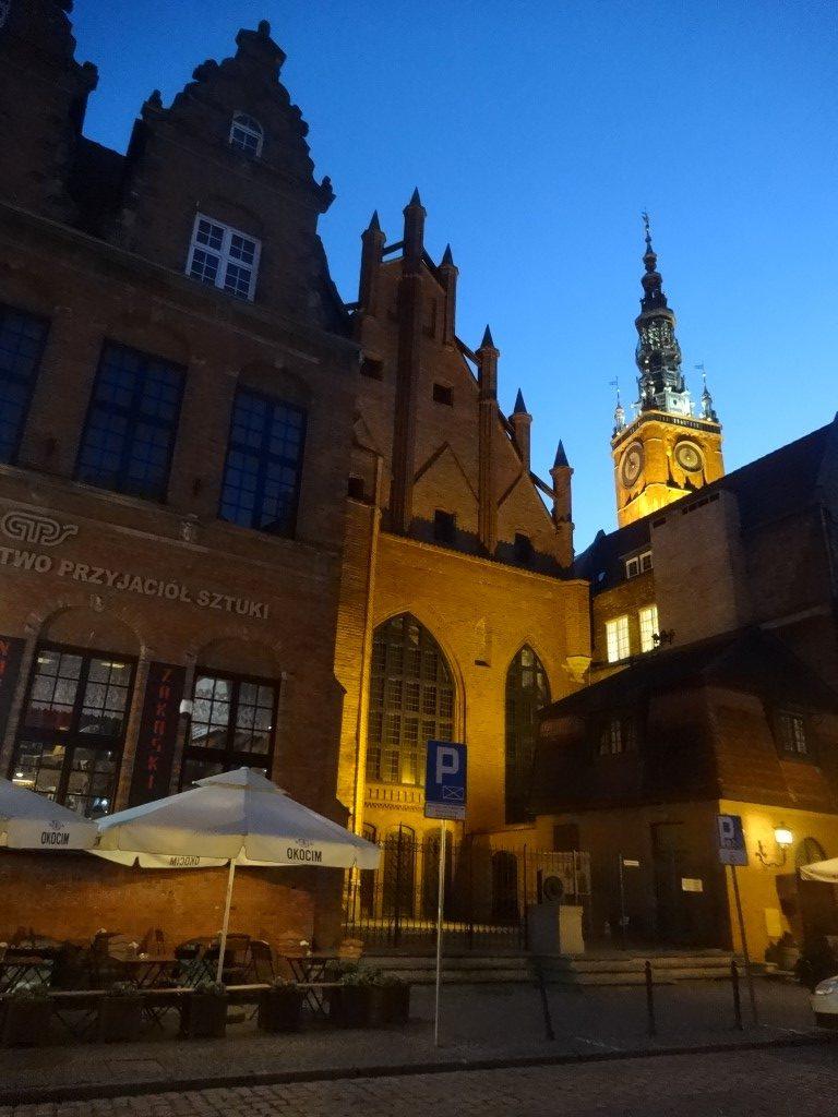 Balade dans Gdansk