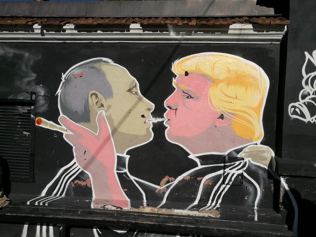 Une vision alternative de la relation entre Poutine et Trump,