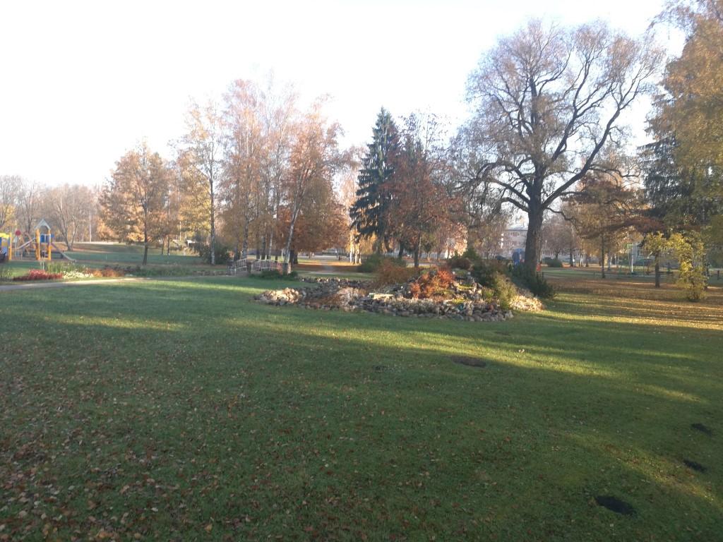 La mignonne petite ville de Sigulda
