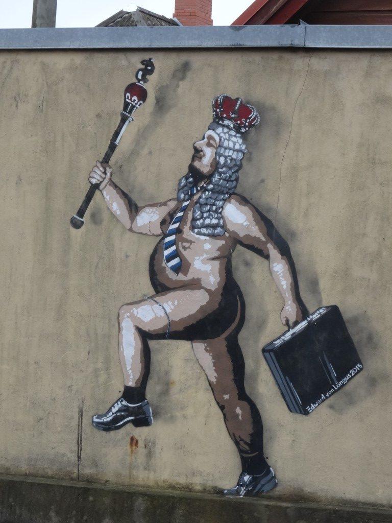 Street art à Viljandi