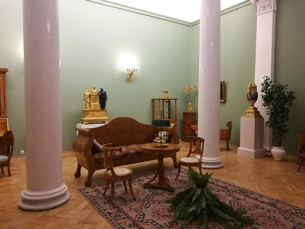 L'opulence à l'intérieur de l'Hermitage