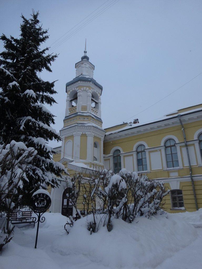 Tomsk au détour des rues