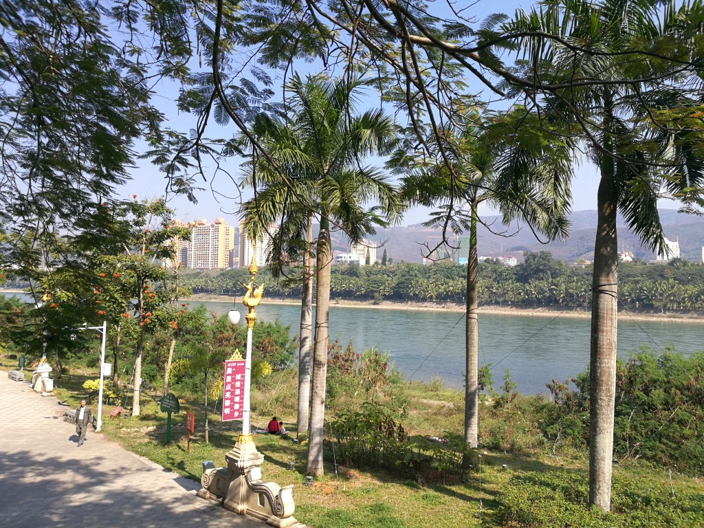 Balade dans Xishuangbanna